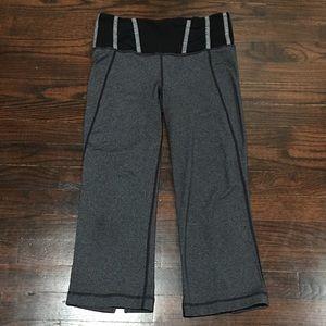 Lululemon Capri Leggings Size 6
